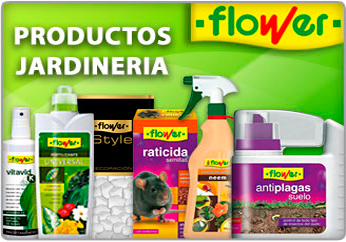Productos Flower Jardin